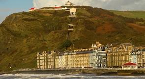 Aberystwyth Beach (pláž)