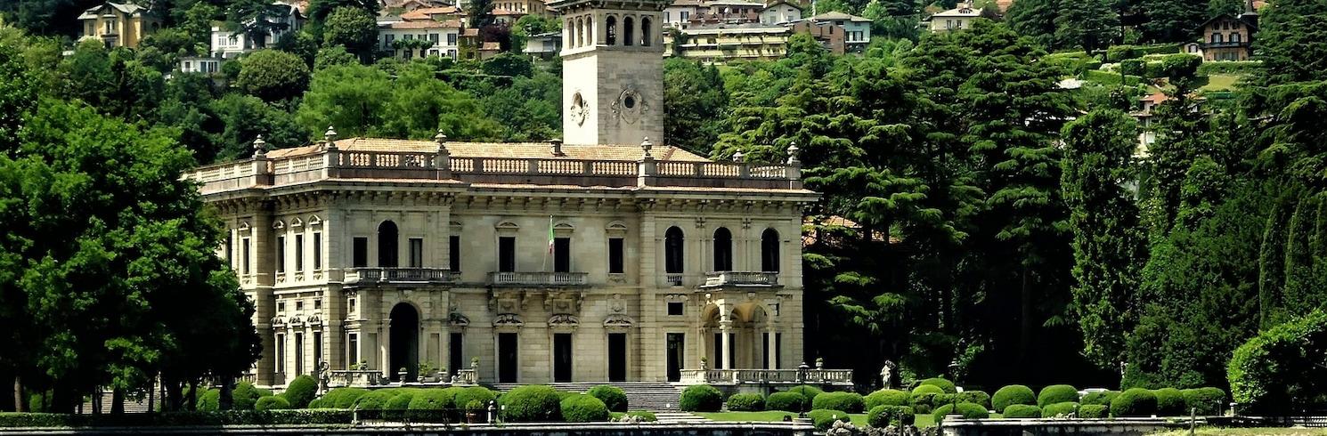 Cernobbio, อิตาลี