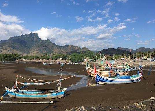 Melanguane, Indonesia