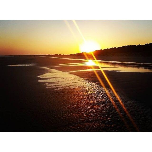 West Beach, Kiawah Island, South Carolina, United States of America