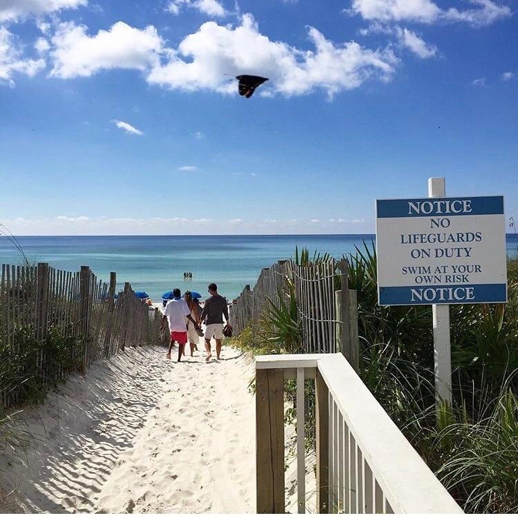 Watercolor, Santa Rosa Beach, Florida, United States of America