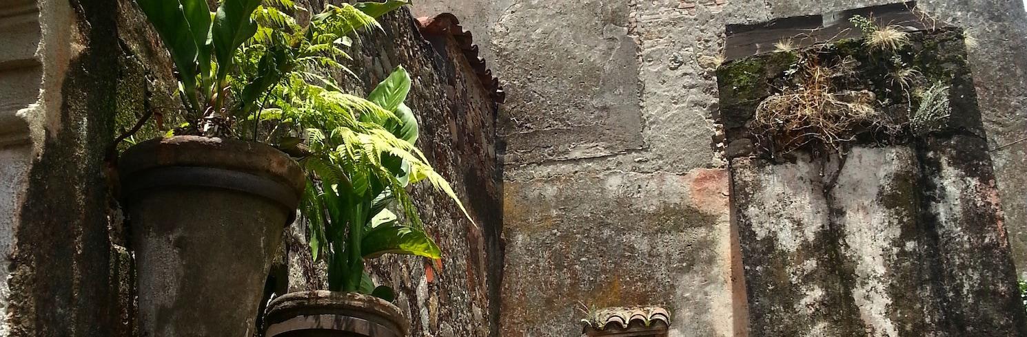 센트랄 쿠에르나바카, 멕시코