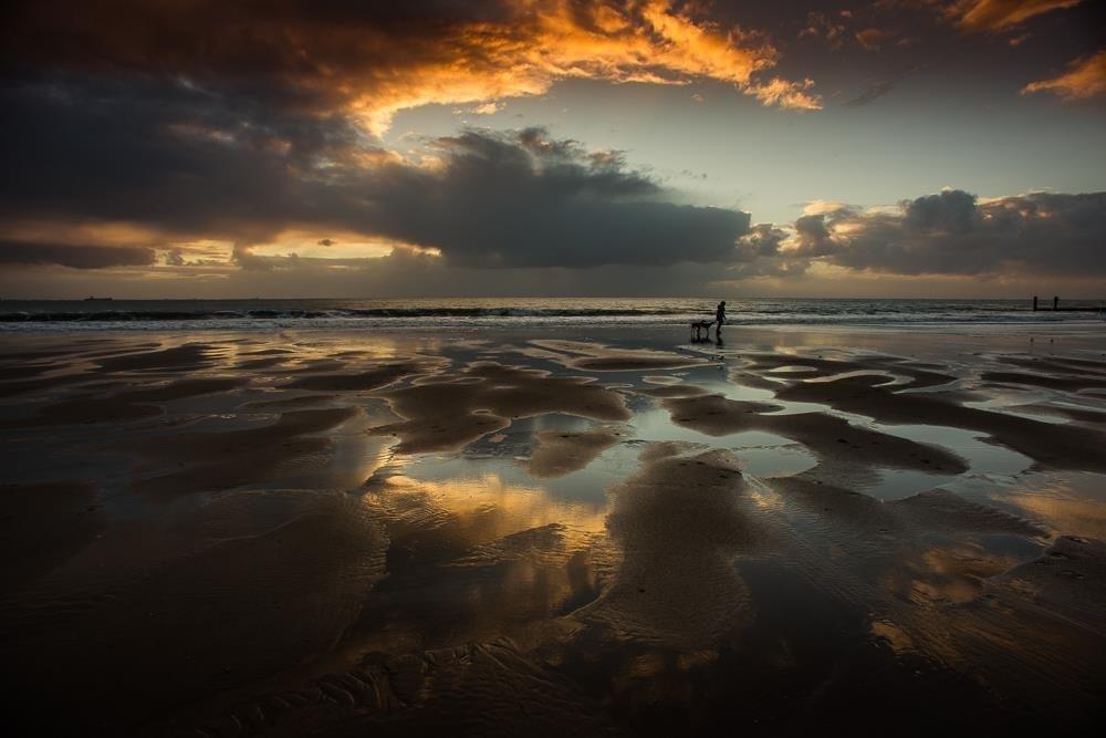 Dishoek, Koudekerke, Zeeland, Niederlande