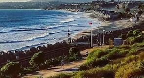 San Clemente State Beach (ranta)