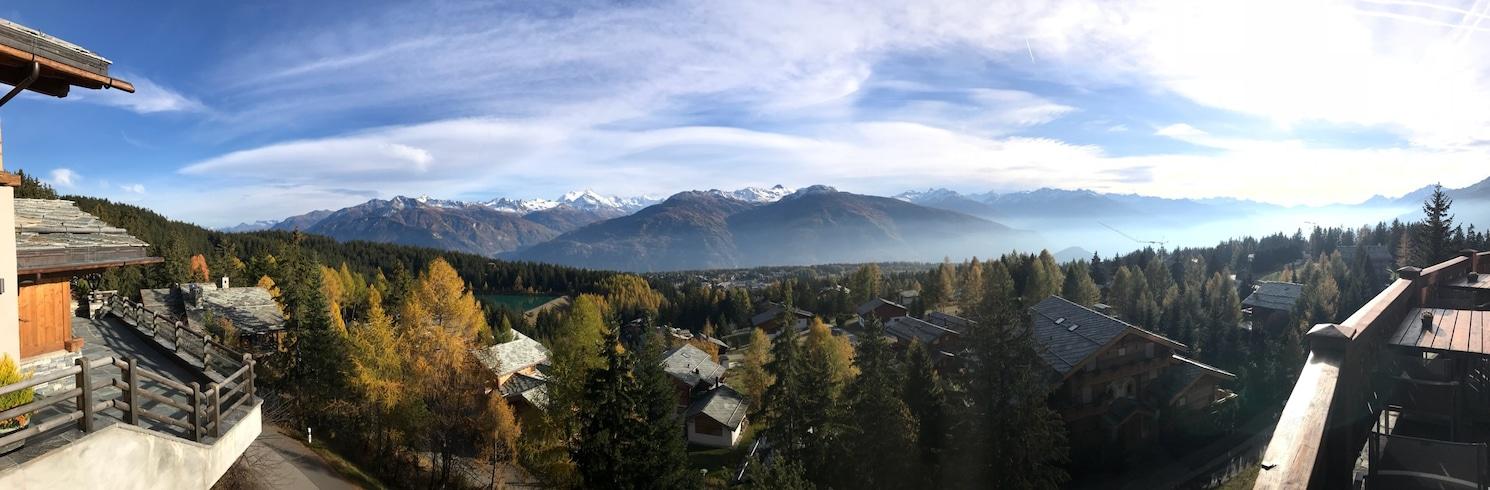 Lens, Szwajcaria