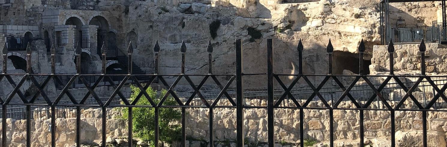 Jerúsalem, Ísrael