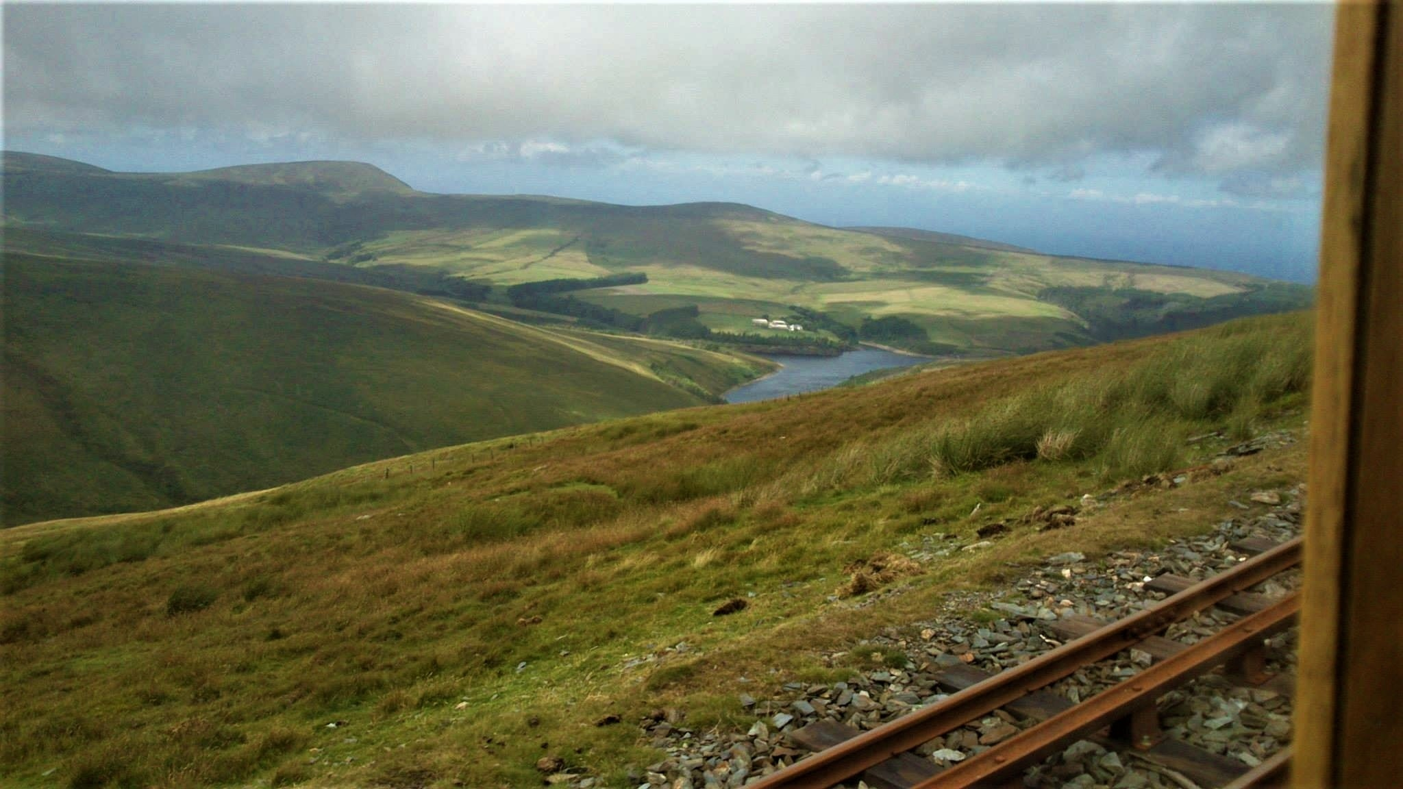 Snaefell, Laxey, Isle of Man