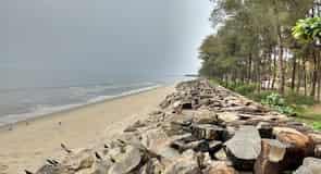 Praia de Cherai