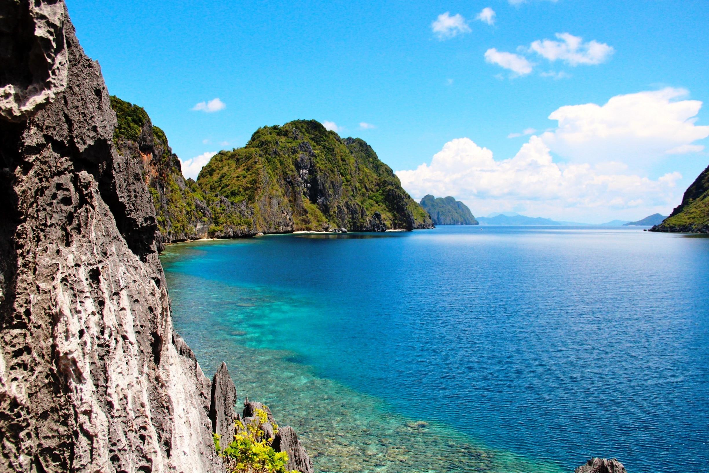 Miniloc Island Beach, El Nido, Mimaropa, Philippines