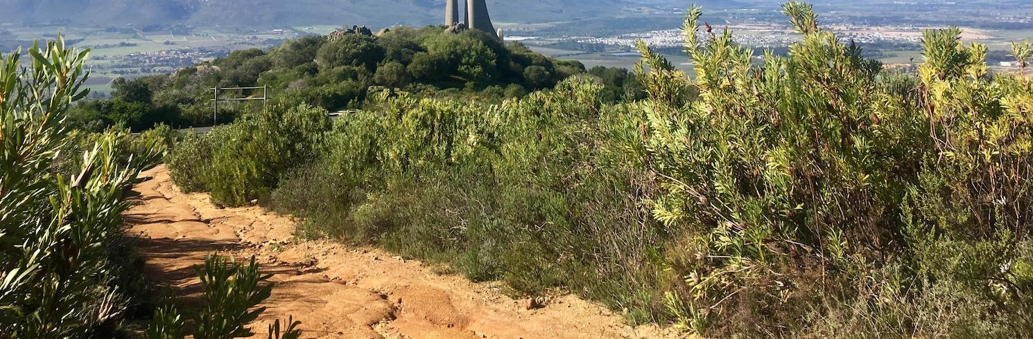 Кейп-Уайнлендс, Южная Африка