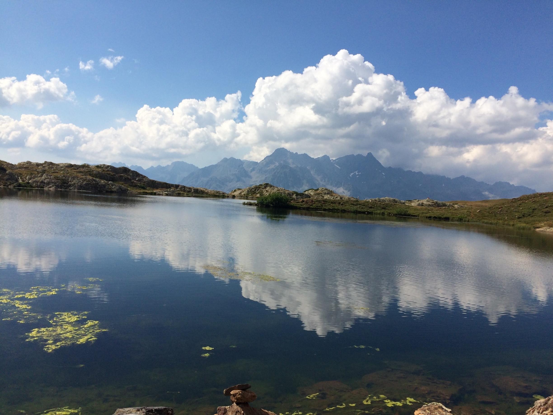 Viel-Alpe, Huez, Isère, Frankreich