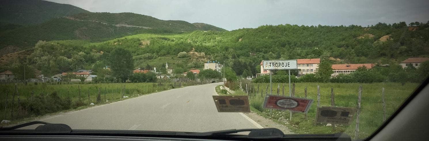 Tropojė, Albanija