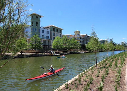The Woodlands, Texas, United States of America