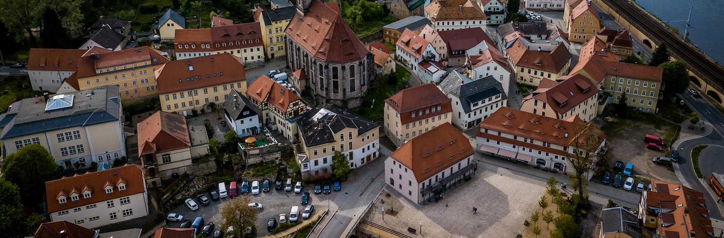 Königstein an der Elbe, Almanya