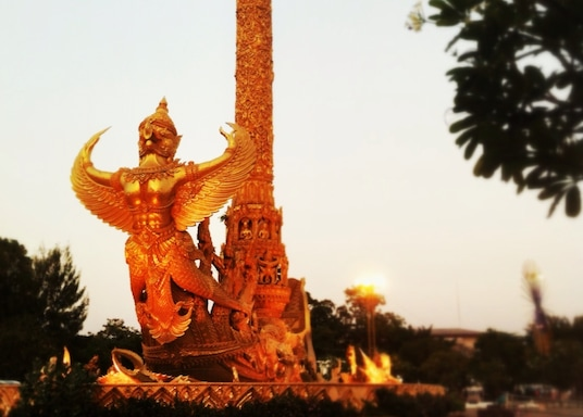 Ubon Ratčatanis, Tailandas