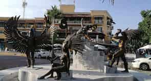 """Tirdzniecības centrs """"Quinta Avenida"""""""
