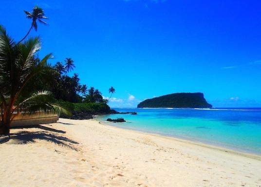 Lalomanu, Samoa