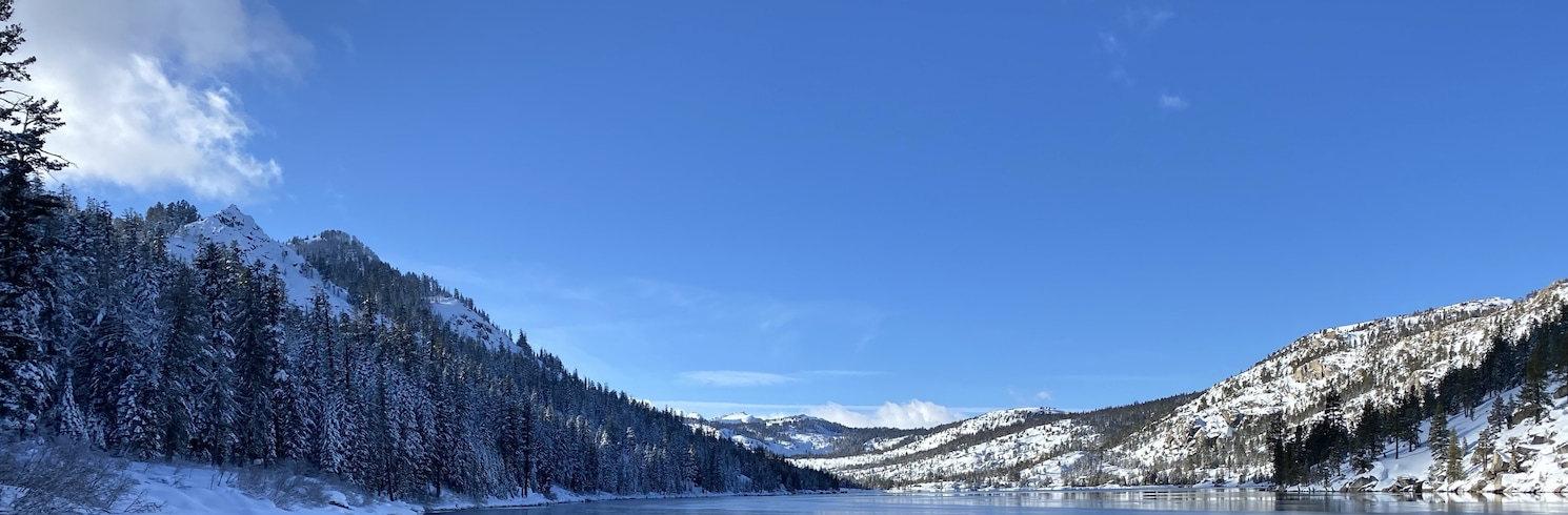 Echo Lake, Californië, Verenigde Staten