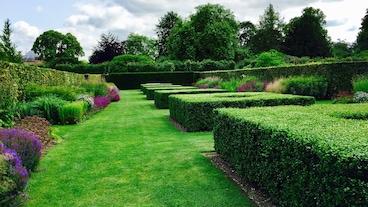 斯坎普斯頓圍牆花園/