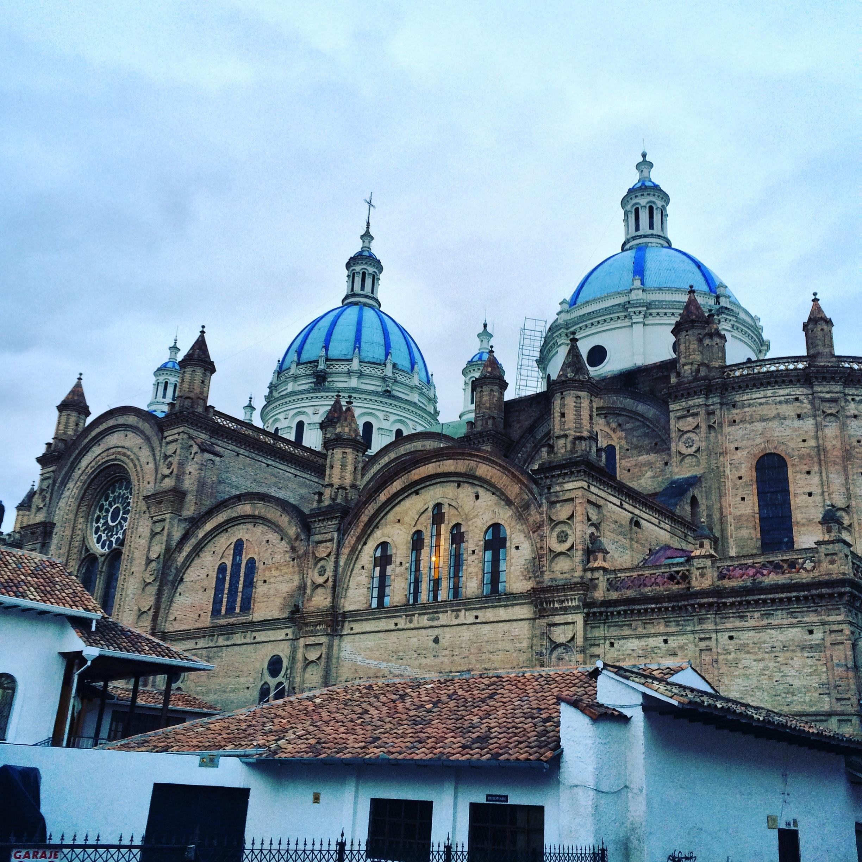 New Cathedral of Cuenca, Cuenca, Azuay, Ecuador