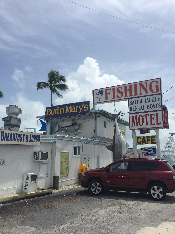 Bud n' Mary's Dive Center, Islamorada, Florida, United States of America