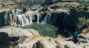 Cascadas Shoshone