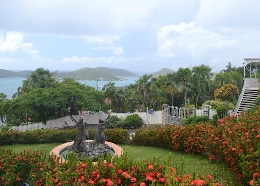 國王之區莊園, 美屬維爾京群島