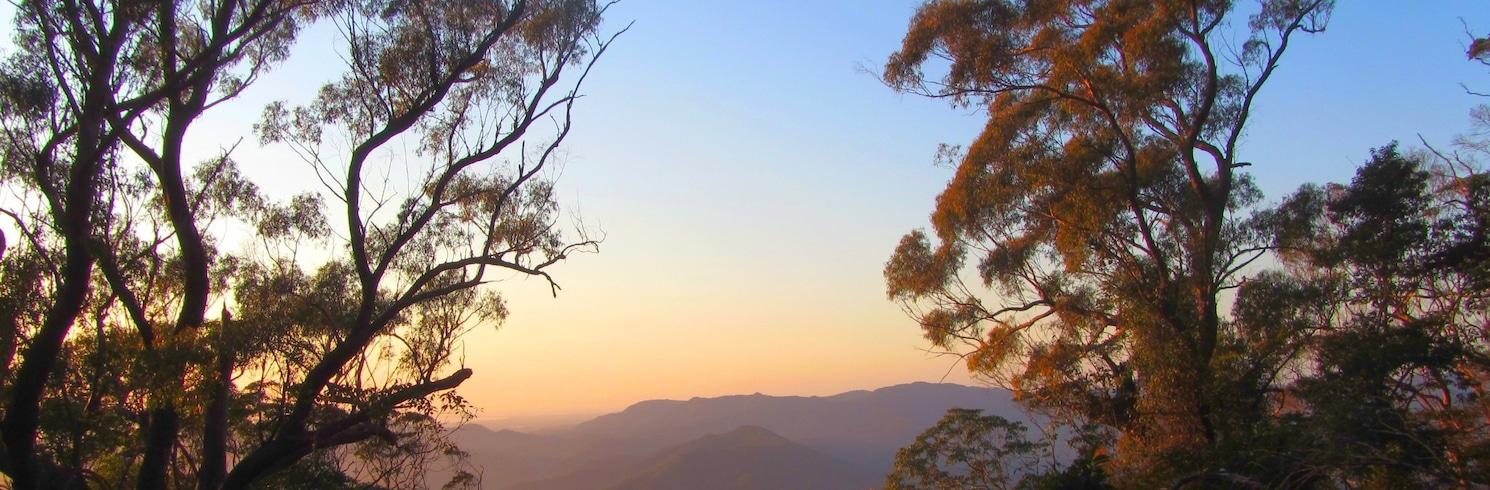 Mount Warning, New South Wales, Australia