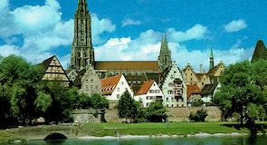 Ulm Cathedral (Ulmer Munster)