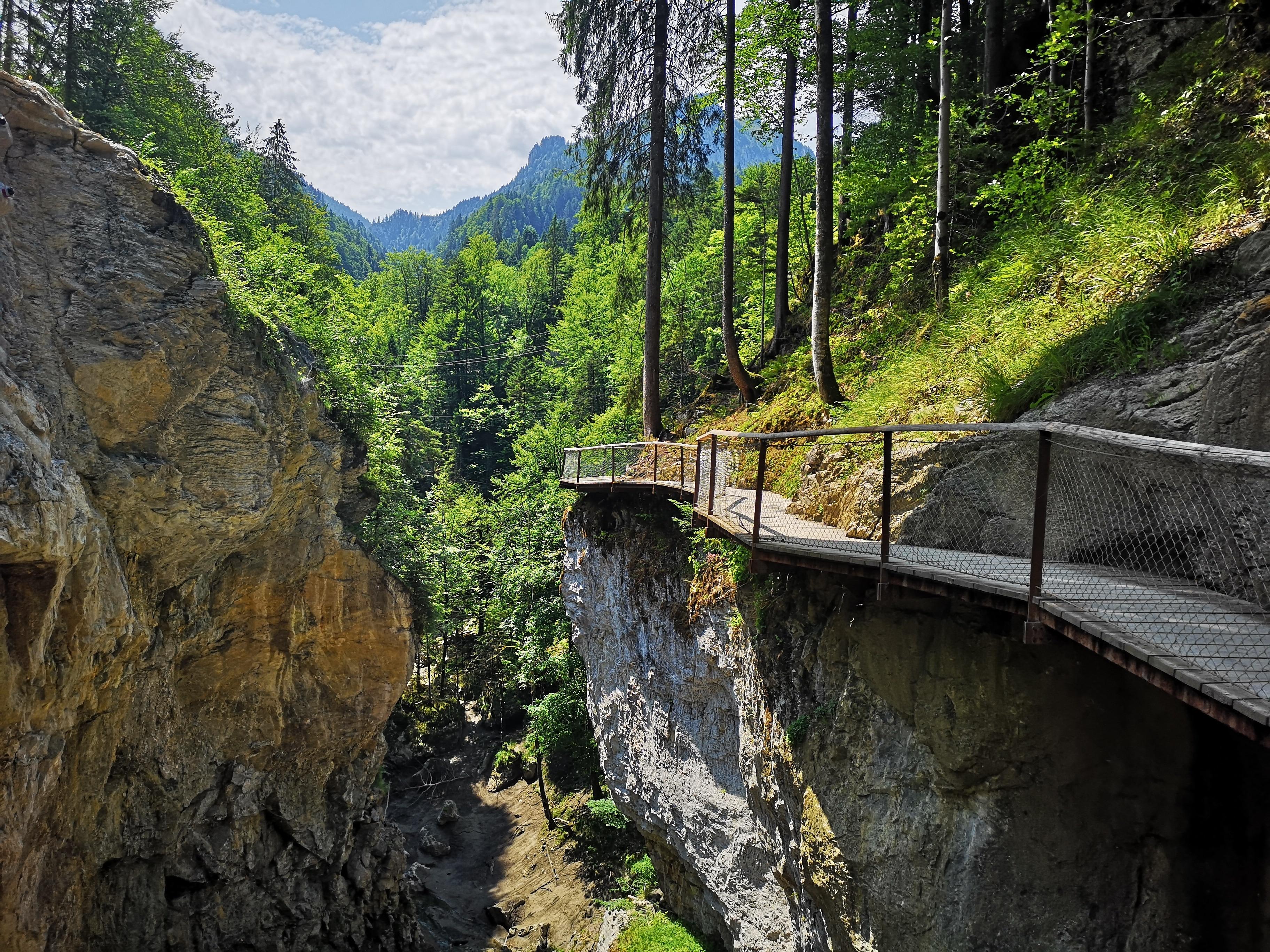 Brandnertal, Vorarlberg, Österreich