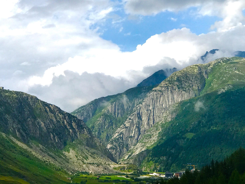 Hospental, Uri, Switzerland