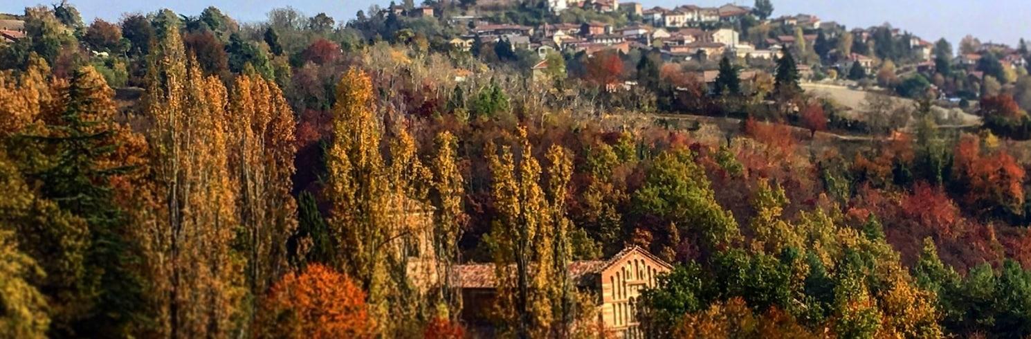 Albugnano, Italy