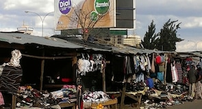 Lusaka City Market