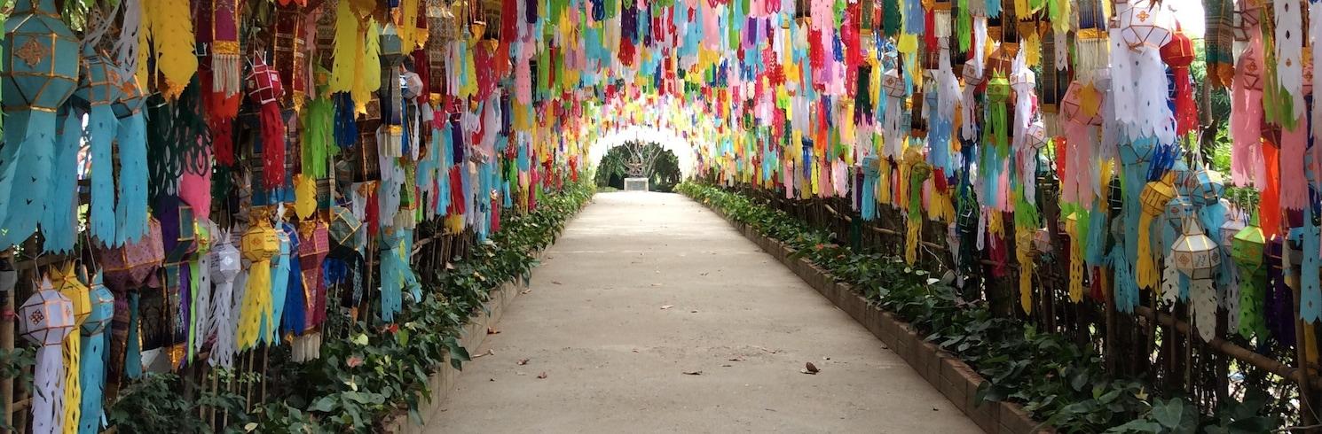 Чіянг-Рай, Таїланд