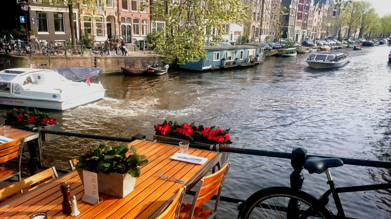 Haarlemmerbuurt, Amsterdam, Nordholland, Niederlande