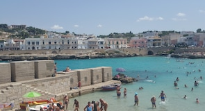 Plaża w Santa Maria al Bagno