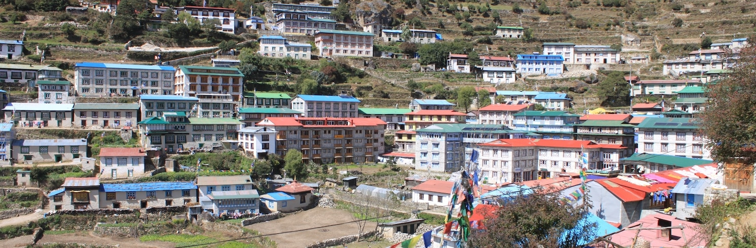 Namche Bazar, Nepál