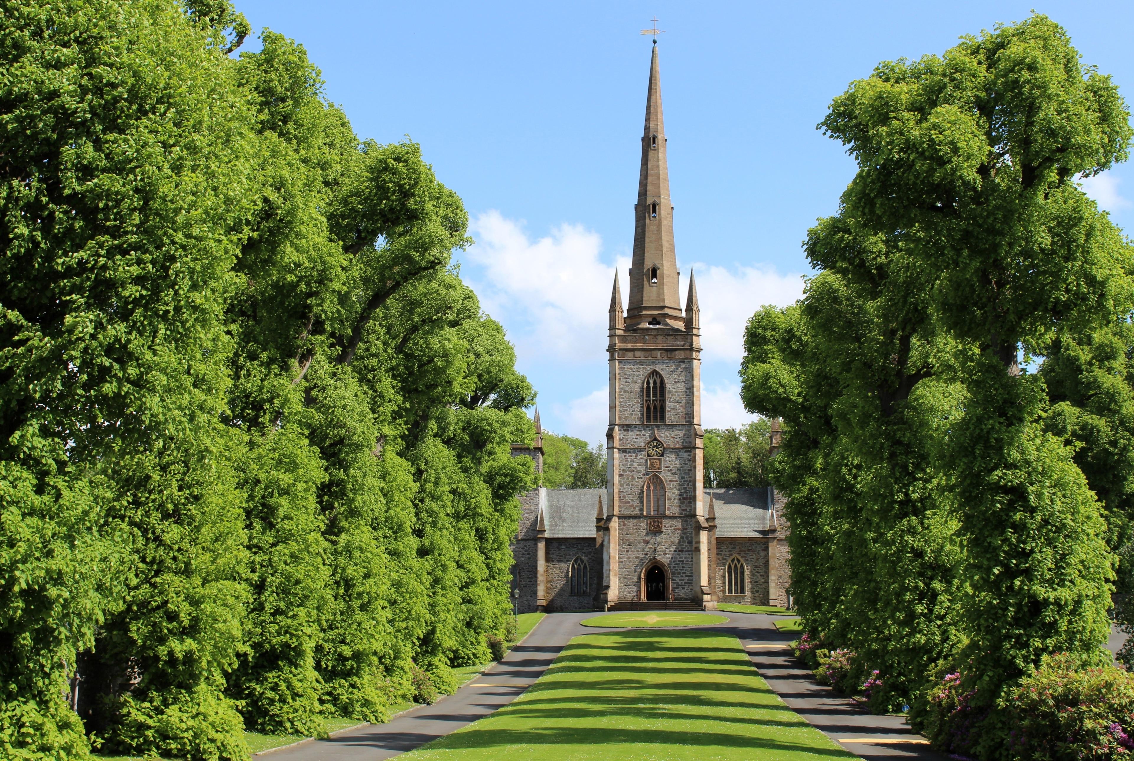 Hillsborough, Nordirland, Großbritannien