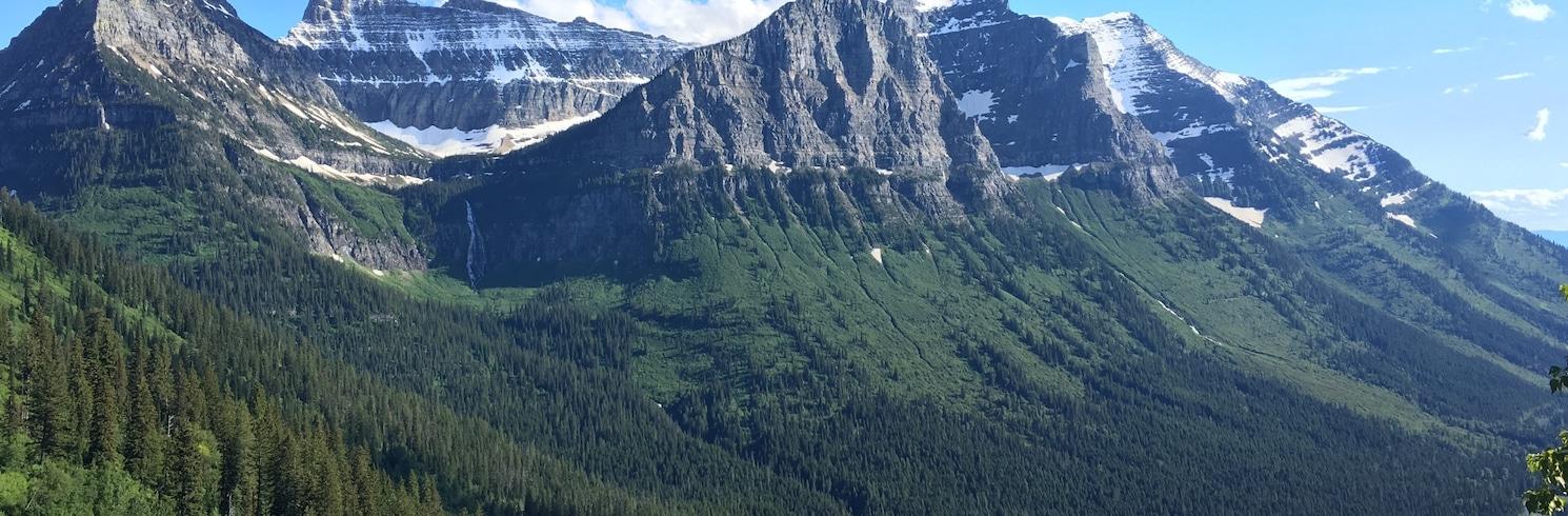 West Glacier, Montana, Stati Uniti d'America