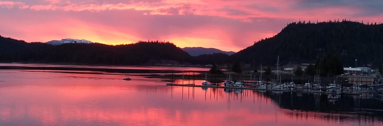 Prince of Wales Adası, Alaska, Birleşik Devletler