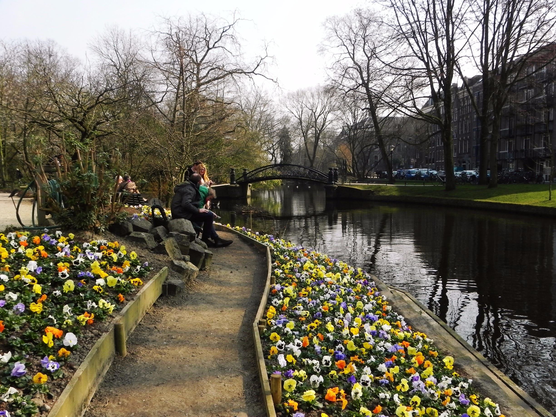 Hortus Botanicus, Amsterdam, Nordholland, Niederlande