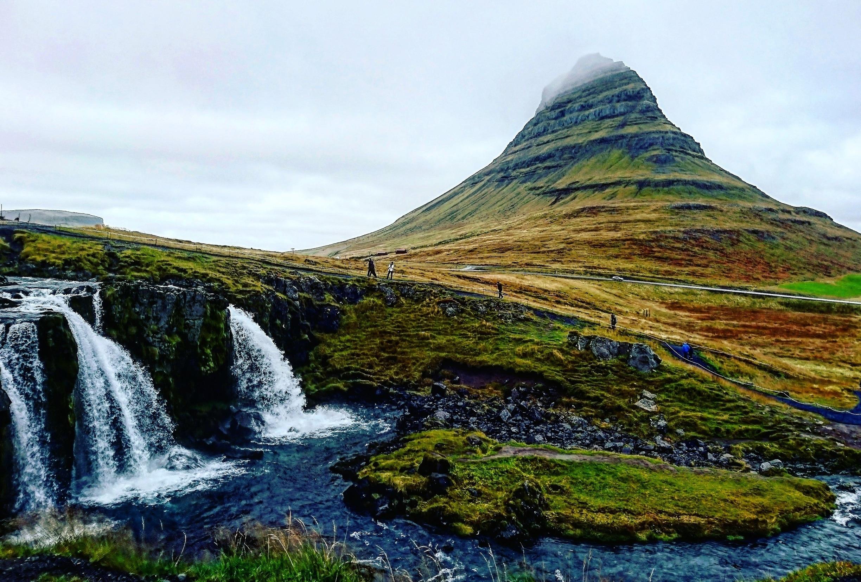 Snæfellsjökull (Stratovulkan), Island