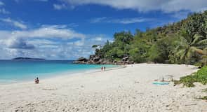 Anse Georgette Beach