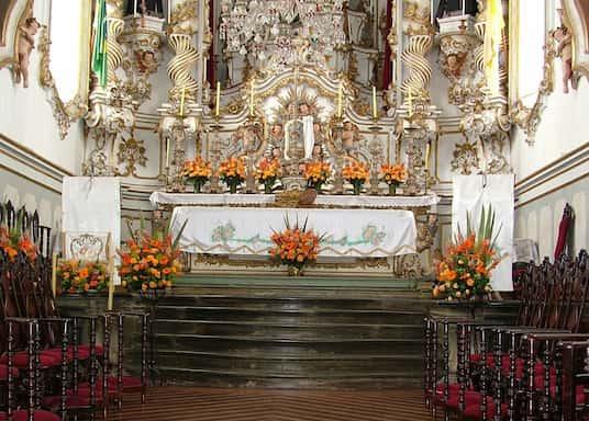 Sao Joao del Rei, Brazil