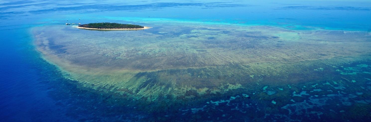 Green Island, Queensland, Australia