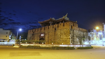 ประตูทิศใต้เมืองเก่าเหิงชุน/