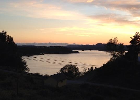 Uggdalseidet, Norvegia