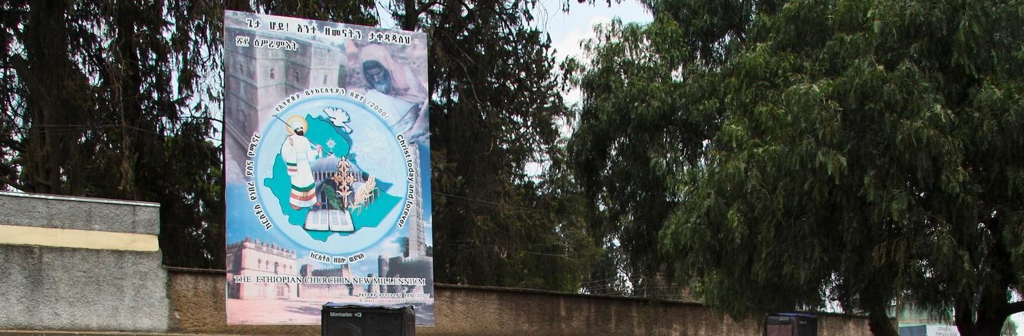 Addis Ababa (and vicinity), Ethiopia