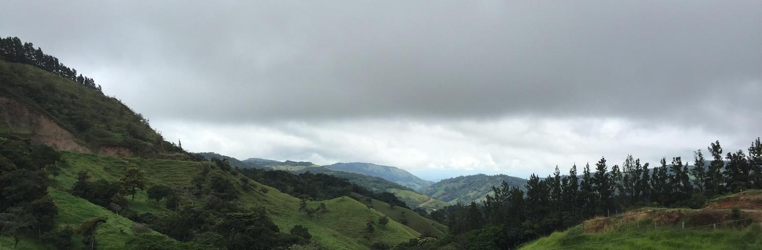 Cantón de Abangares, Costa Rica