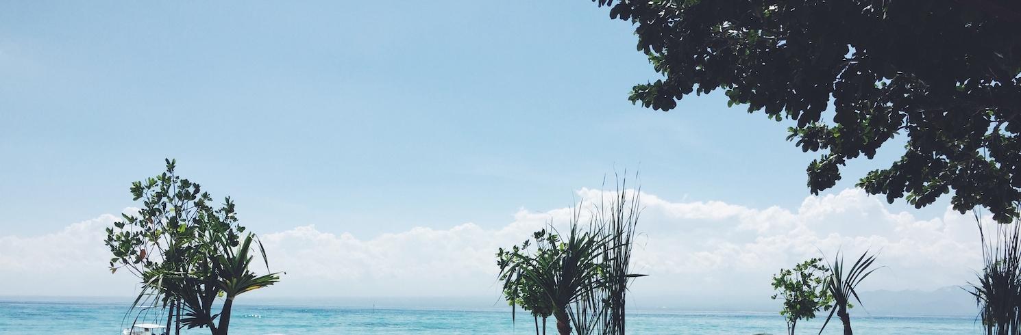 جزيرة ليمبونجان, إندونيسيا